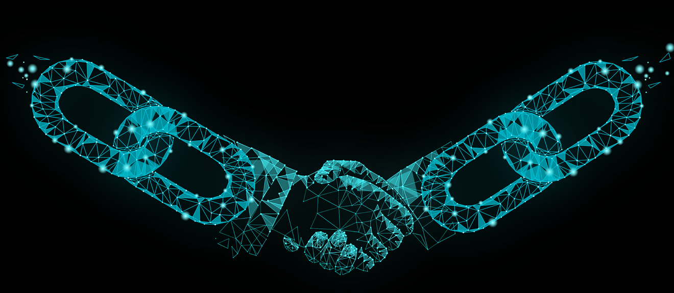 Blockchain -  The Internet Of Trust feature image